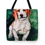 Jack Russell Woogle Tote Bag