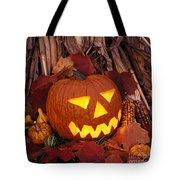 Jack's Grim Grin - Fm000065 Tote Bag
