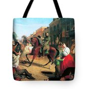 Jackson In Winchester, 1862 Tote Bag