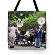 Jackson Square Sound Tote Bag