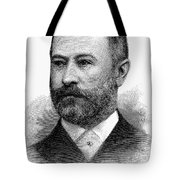 Jacob Henry Schiff Tote Bag