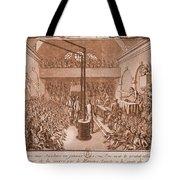 Jacobin Club Meeting Tote Bag
