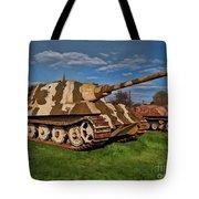 Jagdtiger Sd. Kfz Tote Bag