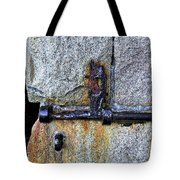 Jail Bolt Tote Bag