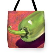 Jalapeno Pepper Tote Bag