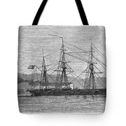 Jamaica: Css Alabama, 1863 Tote Bag