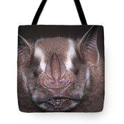 Jamaican Fruit Bat Tote Bag