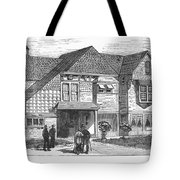 James A. Garfield Tote Bag