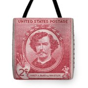James A. Mcneill Whistler Tote Bag