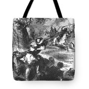 James Bowie (1796-1836) Tote Bag