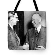 James Bryant Conant Tote Bag