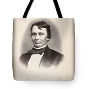 James Chesnut (1815-1885) Tote Bag