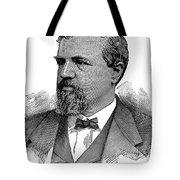 James Clair Flood (1826-1889) Tote Bag