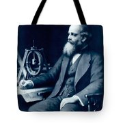 James Clerk Maxwell, Scottish Physicist Tote Bag