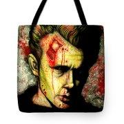 James Dean Zombie Tote Bag