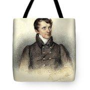 James Fenimore Cooper Tote Bag