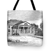 James Madison Montpelier Tote Bag