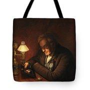James Peale Tote Bag by Charles Willson Peale