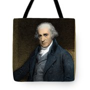 James Watt, Scottish Inventor Tote Bag
