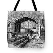 James Watt: Tomb, 1819 Tote Bag