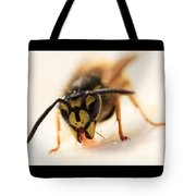 Jammy Wasp Tote Bag