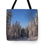 January Nr 3 Tote Bag