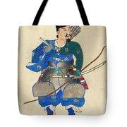 Japan: Archery Tote Bag