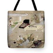 Japan: Kitchen, C1375 Tote Bag