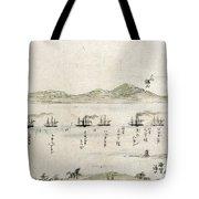 Japan: Matthew Perry, 1854 Tote Bag