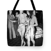 Japan: Nude Wedding, 1970 Tote Bag by Granger