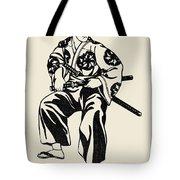Japan: Samurai Tote Bag