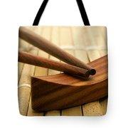 Japanese Chopsticks Tote Bag