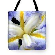Japanese Iris Tote Bag