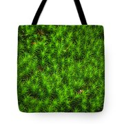 Japanese Moss Tote Bag