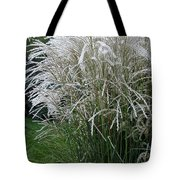 Japanese Silver Grass Full Height Tote Bag