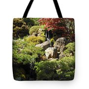 Japanese Tea Gardens San Francisco Tote Bag
