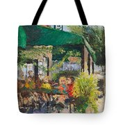 Jason's Corner Tote Bag
