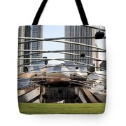 Jay Pritzker Pavillion - 1 Tote Bag