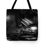 Jazz Bar In New Orleans Tote Bag