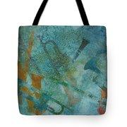 Jazz Improvisation One Tote Bag