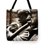 Jazz Legends Al Hirt And Pete Fountain Tote Bag