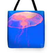 Jazzy Jelly Tote Bag