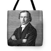 Jean Baptiste Andr� Dumas Tote Bag