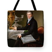 Jean-baptiste-claude Odiot Tote Bag