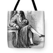 Jean Baptiste Rousseau Tote Bag
