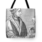 Jean Fernel, French Physician Tote Bag