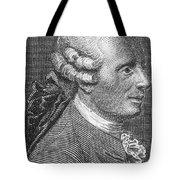 Jean Le Rond Dalembert, French Polymath Tote Bag