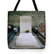 Jean Paul Sartre Tote Bag