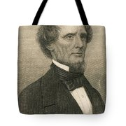 Jefferson Davis, President Tote Bag