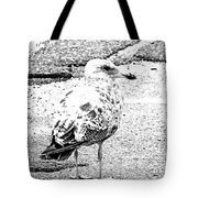 Jeffrey Cleverly Disguised As A Road Tote Bag